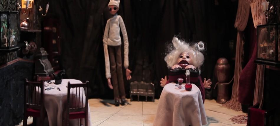 ¡Marioneta, hambre come!